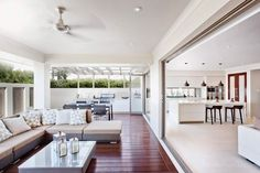 Beautiful Alfresco space - The Oasis - by McDonald Jones Homes