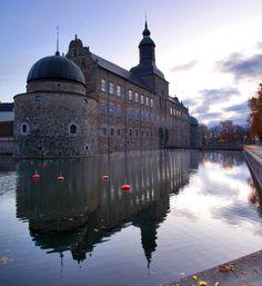 Vadstena Castle, Sweden http://en.wikipedia.org/wiki/Vadstena_Castle