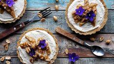 Připravte si doma tyto fantastické tartaletky – nebudete potřebovat ani troubu! :) Cheesecakes, Ricotta, Low Carb, Pie, Sweet, Food, Tarts, Fresh, Torte