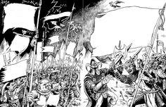 Resultado de imagem para armas e armaduras desenho