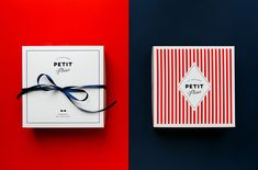 Petit Plaisir Chocolates on Packaging of the World - Creative Package Design Gallery