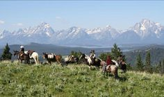 Wyoming Horse Pack Trips