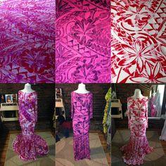 Ethnic Fashion, African Fashion, Samoan Dress, Samoan Designs, Island Wear, Different Dresses, Island Girl, Traditional Dresses, Dress Patterns