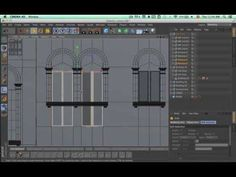 Tutorial: Environment Creation in Cinema 4D: Part 5-2 - YouTube