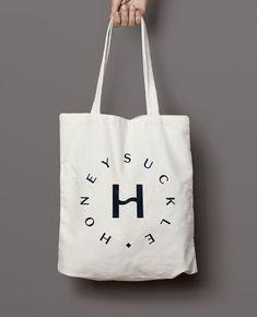 Honeysuckle branding - Mindsparkle Mag