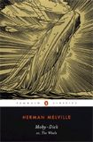 moby dick - herman melville...