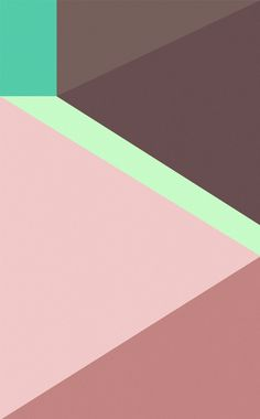 Abstract Shapes - Personal project by Ray Oranges, via Behance