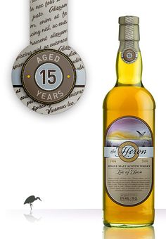 The Heron Single Malt Scotch