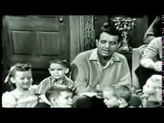 Tennessee Ernie Ford - Children Go Where I Send Thee (Kid cracks you up) Classic Country Music
