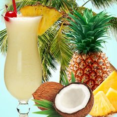 Tropical Drink Scent