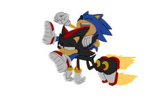 """milezprower: """" sonic drives shadow depressed by miguy99 """""""