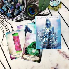 @emma_smallbone posted to Instagram: BACK IN STOCK . The Spirit Crystal Oracle has stunning imagery and is an amazing tool to help guide you to the right stone/crystal for your needs. . Who doesn't love crystals? .  #crystal #rockhound #crystals #altar #witch #crystalgrid #crystalsforsale #quartz #metaphysical #stones #spirituality #spiritual #healingstones #tourmaline #soul
