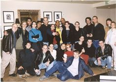 Grupo Corpo Brazilian Dance Theater and Barney www.grupocorpo.com