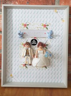 • Playmobil boda Diy Wedding, Wedding Gifts, Blogger Themes, Shadow Box, Doll Toys, Fun Activities, Save The Date, Diy And Crafts, Lego