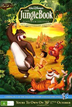 Jungle book 1967 film