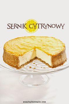 Sernik cytrynowy