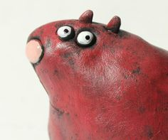 Custom Quirky Pet and Animal Sculptures by blobhouse | Hatch.co  #custom