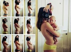 5 Creative Photo Shoot Ideas to Celebrate Every Month of Your Pregnancy