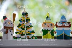 New Zealand Supermarket New World's 'Little Christmas' Characters royalty-free stock photo Image Now, New Image, Royalty Free Images, Royalty Free Stock Photos, Kiwiana, Christmas Characters, December 25, Turquoise Water, Christmas Background