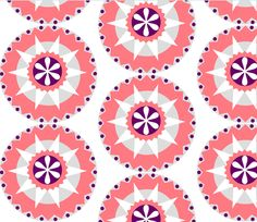 New Suzani pattern by The Pink Home