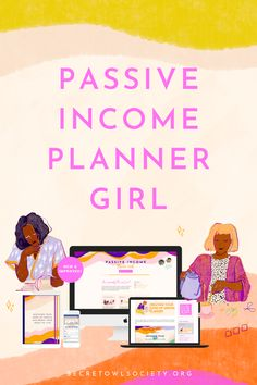 """Are you a planner girl with dreams of turning your passion for planners into a full-fledge, heart-centered business full of raving fans? If you said """"YASSS!"""", then this course is for you. Printable Planner, Planner Stickers, Printables, Etsy Seo, Journal Template, Digital Journal, Planner Organization, Financial Organization, Creating A Business"""