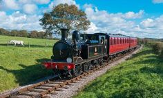 Isle of Wight Steam Railway - Steam Railway in HAVENSTREET, Ryde - Isle of Wight Tourism Website