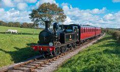 Isle of Wight Steam Railway - Steam Railway in HAVENSTREET, Ryde - Isle of Wight Tourism Website
