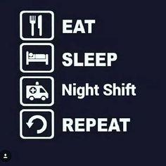 Life of a night shift nurse Night Shift Quotes, Night Shift Humor, Night Shift Nurse, Rn Humor, Medical Humor, Nurse Humor, Medical Careers, Ecards Humor, Working Night Shift