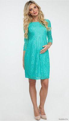 Vestidos Para Embarazadas Jovenes En 2019 Vestidos Para