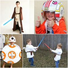 The BEST Star Wars Costumes to Make for Dress Up Play