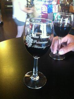 The New Glarus Primrose Winery in New Glarus, WI