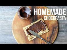 Video: Homemade chocopasta - OhMyFoodness