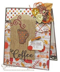 Scraps of Life - Fall 2015 Coffee Lovers Blog Hop