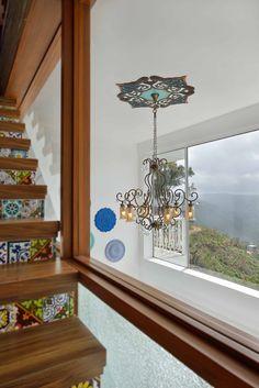Panchgani Villa | HS Desiigns - The Architects Diary Interior Walls, Interior Design, Cocktail Attire, Ceiling Design, Architects, Villa, Stairs, House Design, Flooring