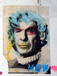 graffiti Spock.