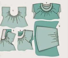 Podemos empezar la nueva temporada de otoño con la confección de estos 4 modelos de blusa propuestos por la página francesa de Burda. Son patrones básicos, gratuitos y de confección fácil. Comprenden desde la talla 34 a la talla 44. Como siempre, la gran ventaja de estos patrones es la sencillez con la que podemos ... Seguir leyendo...