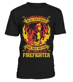 d02fb627 Firefighter Best Seller Discounted Dad Mom Wife Gift Sale OFF . Design On  Front >