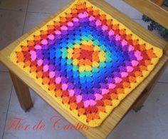 Cubre silla al Crochet - Fundas para Almohadones - Casa - 394536