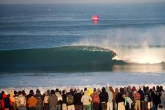 The Quiksilver Pro France sees world's best surfers descend on Hossegor in south-west France to take on the notorious beachbreak barrels.