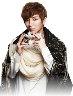 first Kpop man I thought was hot. He introduced me to this world of hotness. I love you, teukie oppa