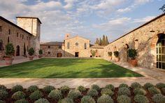 Courtesy of Hotel Castello di Casole – A Timbers Resort