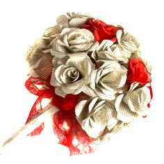 Rose Bouquets - Paper Blooms for a Very Special Occasion - freshly found