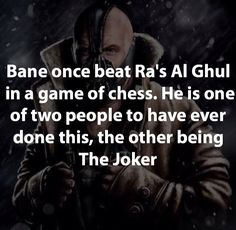 Bane ra's al ghul chess the joker dc universe - Visit to grab an amazing super hero shirt now on sale! - Visit to grab an amazing super hero shirt now on sale! Joker Facts, Batman Facts, Superhero Facts, Marvel Facts, Marvel Memes, Marvel Dc Comics, Dc Comics Funny, Joker Dc, Joker And Harley