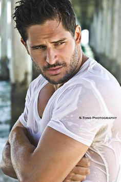 Joe Manganiello...a main reason to get into trueblood