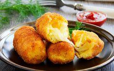 Κροκέτες πατάτας του Έκτορα Μποτρίνι