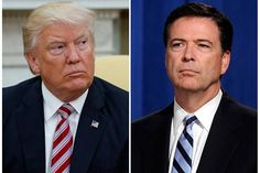 Competing realities: What James Comey said vs. what Donald Trump has said