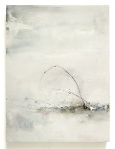 A Moment of Science, dry pigment/oil medium/pencil on canvas, 2010 - Michael Napper