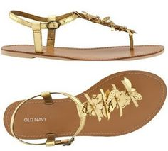 pretty sandals for summer