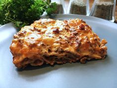 Italian Recipes, Broccoli, Good Food, Food And Drink, Cooking, Ethnic Recipes, Dessert, Foods, Lasagna