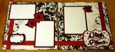 Twilight Blog Hop -- Day Two!! Let's Scrapbook that Wedding!! :)